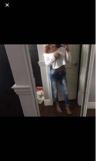 Fashion Nova jeans BNWT