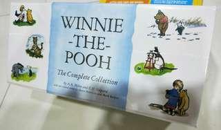 Winnie The Pooh whole set