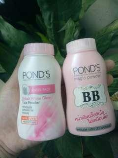 Paket Pond's Face Powder