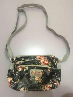 Cath Kidston Floral Black small