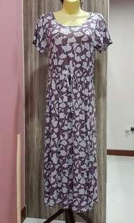 Women's fashion stretchy cooling dress