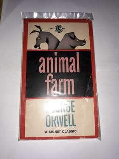Animal Farm by Gorge Orwell