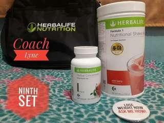 Herbalife set