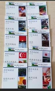 Scroll K1 Chinese Readers