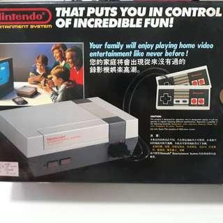 Original Nintendo console