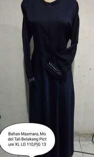 Dress muslim busui  friendly