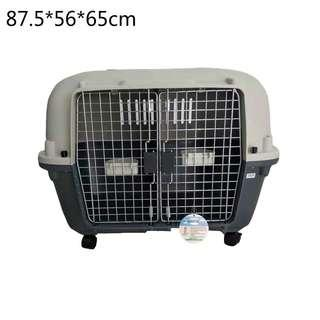 Pet Cat Dog Carrier Portable Breathable Comfortable Travel Transport Cage - int