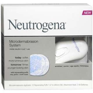 🚚 Neutrogena Microdermabrasion Skin System