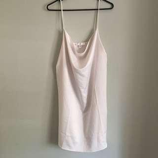 Missguided Cowl Neck Dress