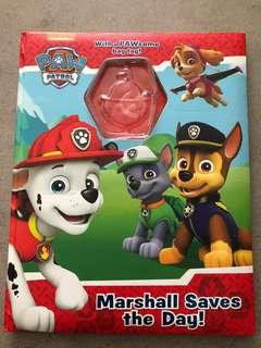 Paw Patrol- Marshall saves the Day