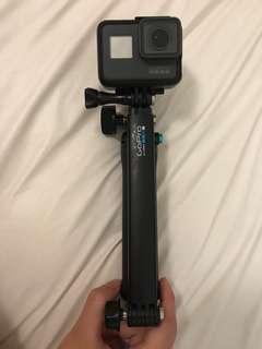 Gopro hero 3-way selfie stick
