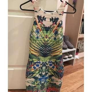 Print Bodycon Dress from Ice