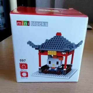 Hello Kitty Mini Blocks