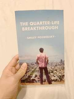 THE QUARTER LIFE BREAKTHROUGH - SMILEY POSWOLSKY