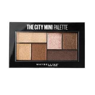 Maybelline The City Mini Eyeshadow