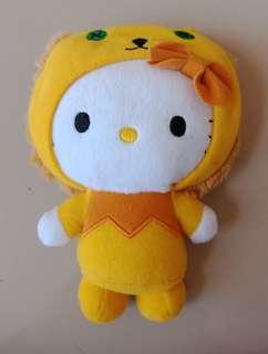 Hello Kitty Wizard of Oz Fairy Tales Stuff Toys