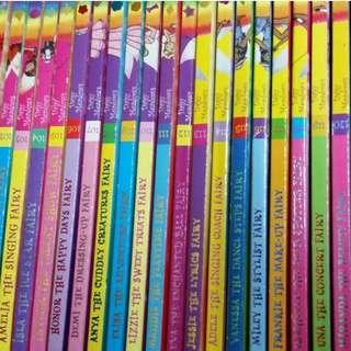 Rainbow Magic Fairy storybooks