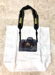 Nikon D810 Tote Bag