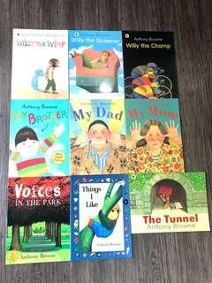 Anthony Browne - 3 for $15