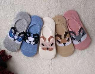 Cute Korean Socks Bundle of 5