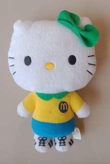 Hello Kitty K League Striker Stuff Toy