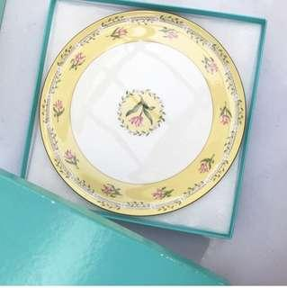 Authentic Tiffany & co plate