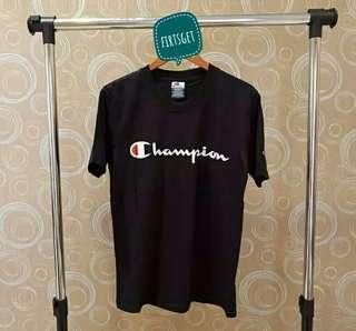 Champions tees logo