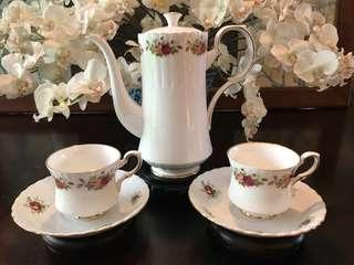 Royal Imperial Finest Bone China and Chodziez Rok Zal1852