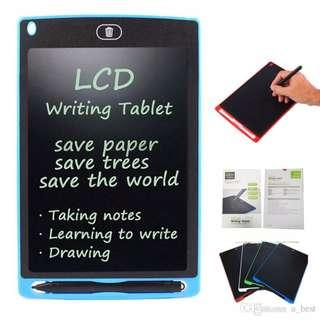 Children Writing LCD 8.5 inch Tablet