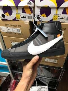 US11 Off White x Nike Blazer