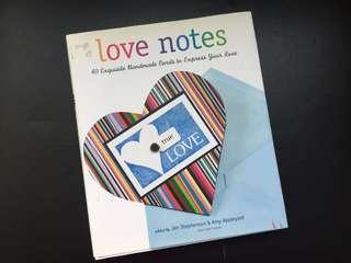 Love notes by Jan Stephenson & Amy Appleyard