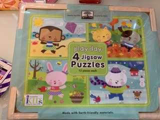 🍒KIDS Play day puzzles from SOGO