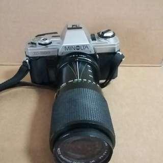 MINOLTA  相機  X一300