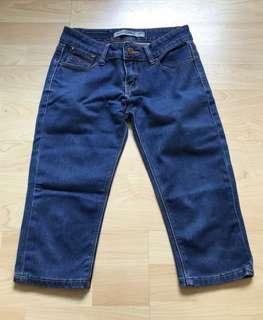"12.5"" Denim 3 Quarter Jean"