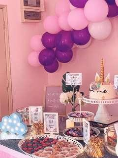 Candy Buffet, Chocolate Fountain, Dessert Table (Ipoh)