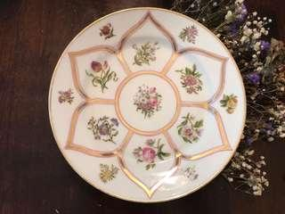 English Blossoms Immortalised in Fine Bone China