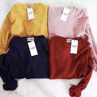 Knitted Nagita P&B