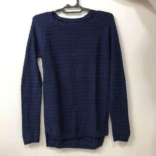 Sweater Navy Colorbox