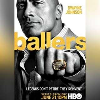 Ballers Complete Season