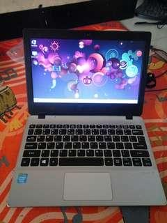 Notebook Acer V5 Intel 1019y 2GB 500GB 12inch