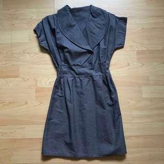 Wore Once V Neck Dress