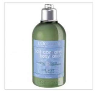 L'OCCITANE 3 essential oil body lotion
