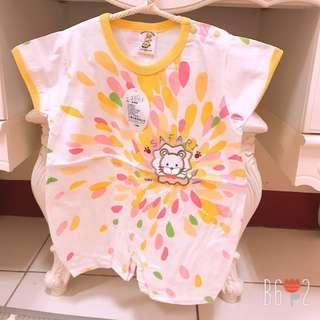🚚 全新❤️臺灣製 嬰幼兒連身衣 80cm