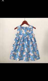 Girl unicorn dress