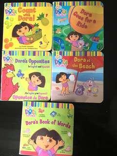 Dora mini books