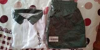 (Last pair) Brand new AHS PE shorts