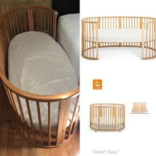 Stokke Sleepi/Junior bed