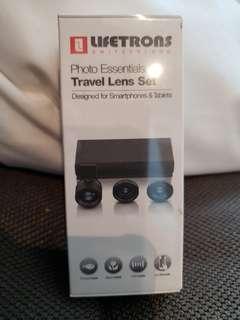 Lifetrons Travel Lens Set