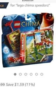 LEGO Chima 70111 Swamp Jump