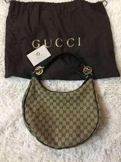 Gucci Hobo GG twins